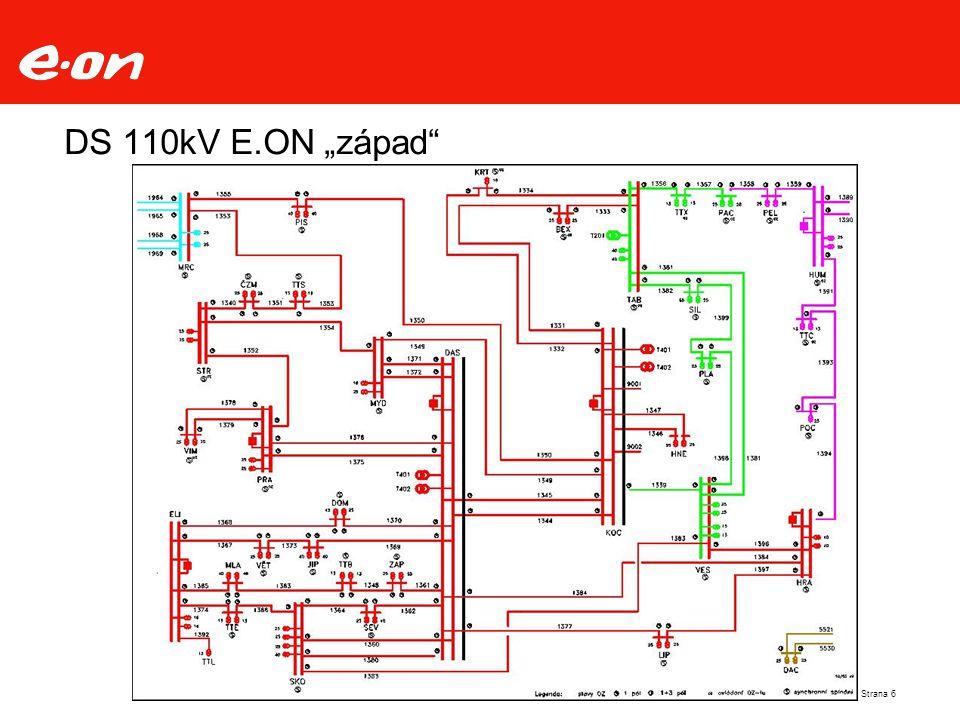 Strana 17Téma Datum Oblast Model úbytku napětí na přívodním fázovém vodiči