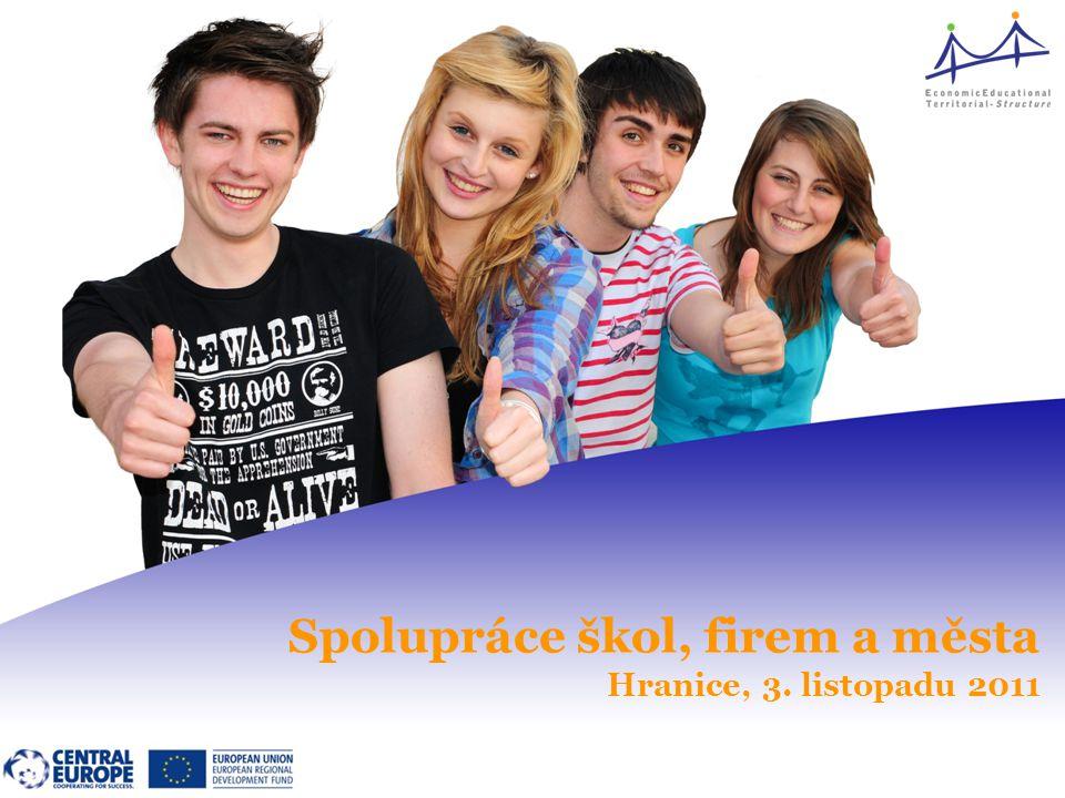 Spolupráce škol, firem a města Hranice, 3. listopadu 2011
