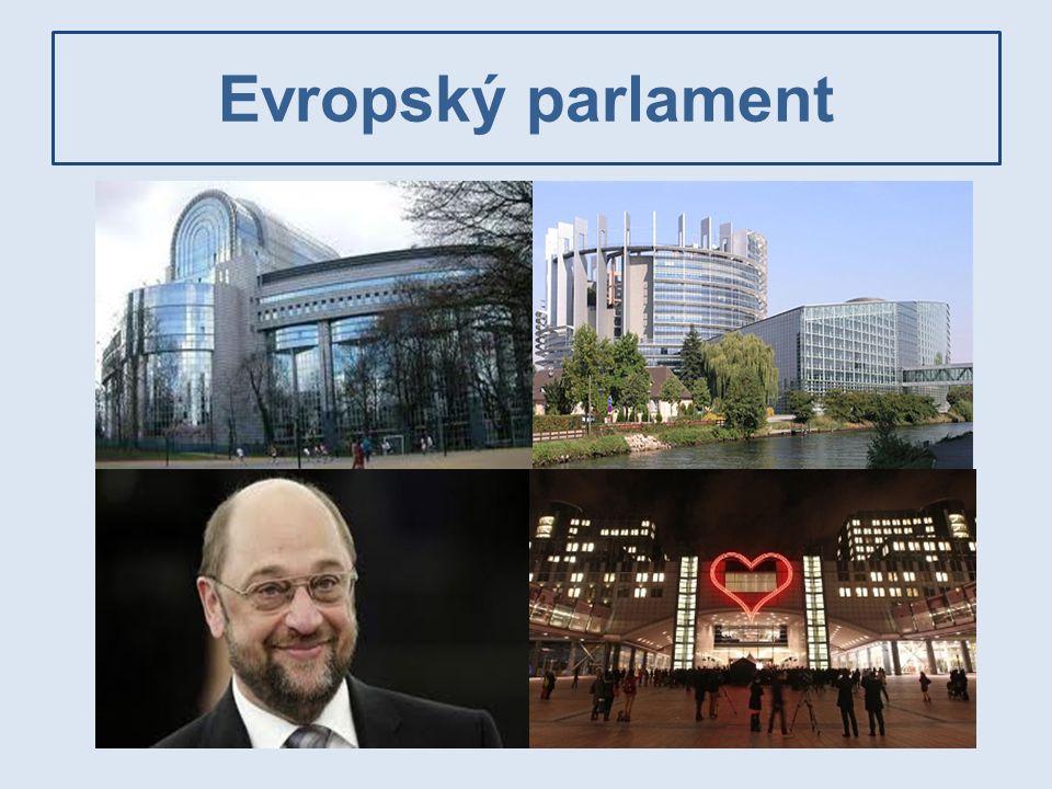 Evropská rada  Jako instituce vznikla Lisabonskou smlouvou.