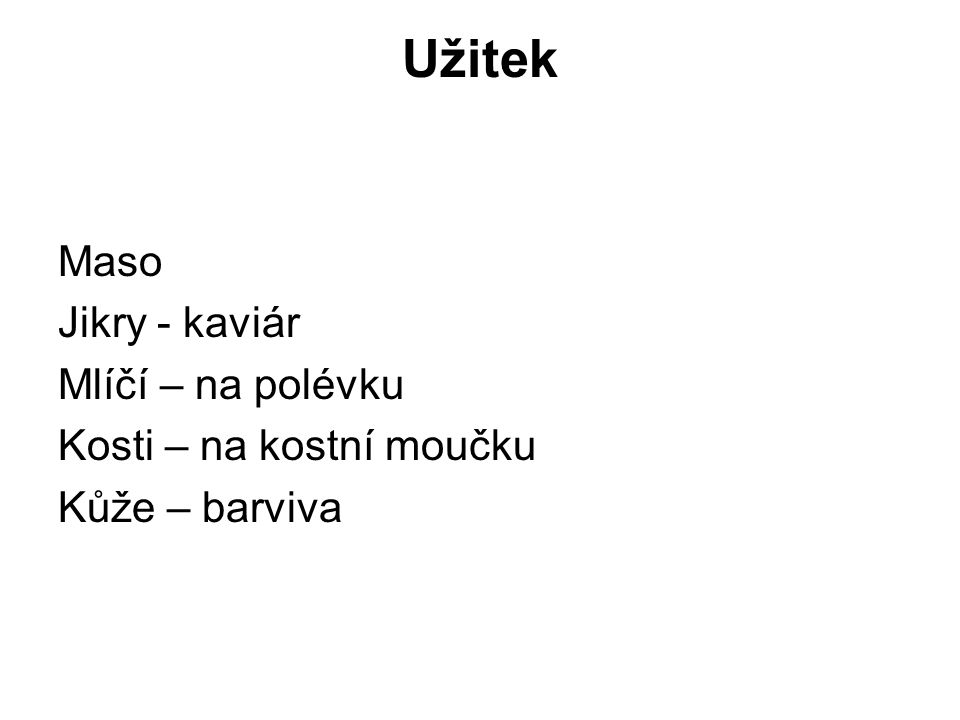 Použité zdroje: Učebnice: Technologie v kostce, autor : Libuše Vodochodská a PaedDr.