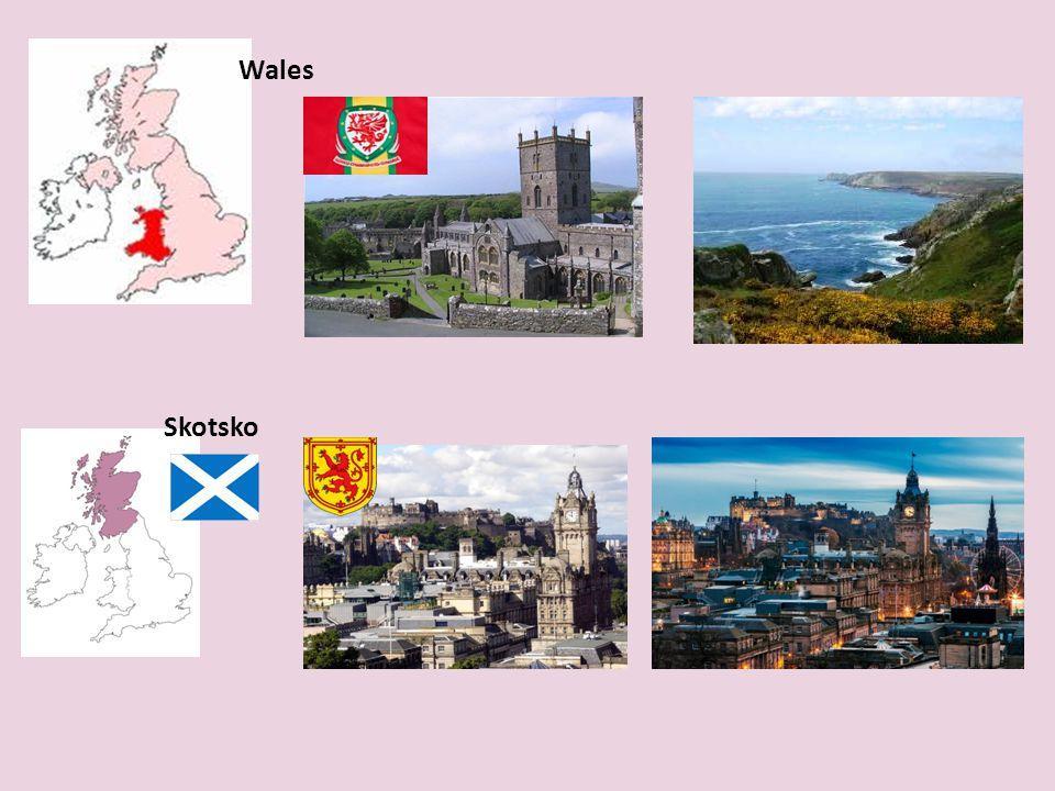 Wales Skotsko