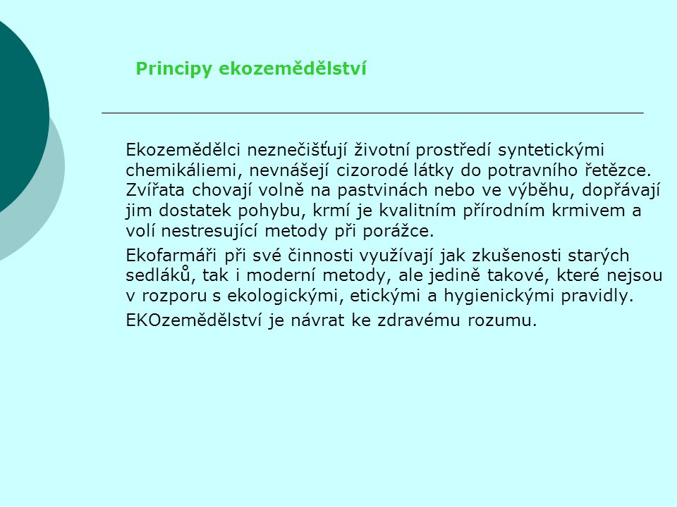 Děkuji za pozornost Spolek poradců v ekologickém zemědělství ČR, o.s.