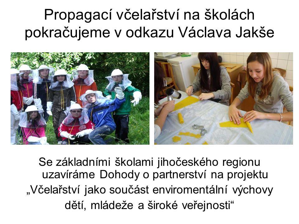 """Ještě není všechno ztracené """"…..přestaňme uvádět důvody proč to nejde, začněme hledat způsoby jak by to mohlo jít…… EKOTRH České Budějovice – ochutnávka pastovaného medu"""