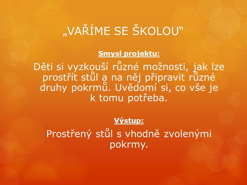 """ZÁVĚREČNÁ SPOLEČNÁ """"HOSTINA  Zůstaly jen prázdné talíře…"""
