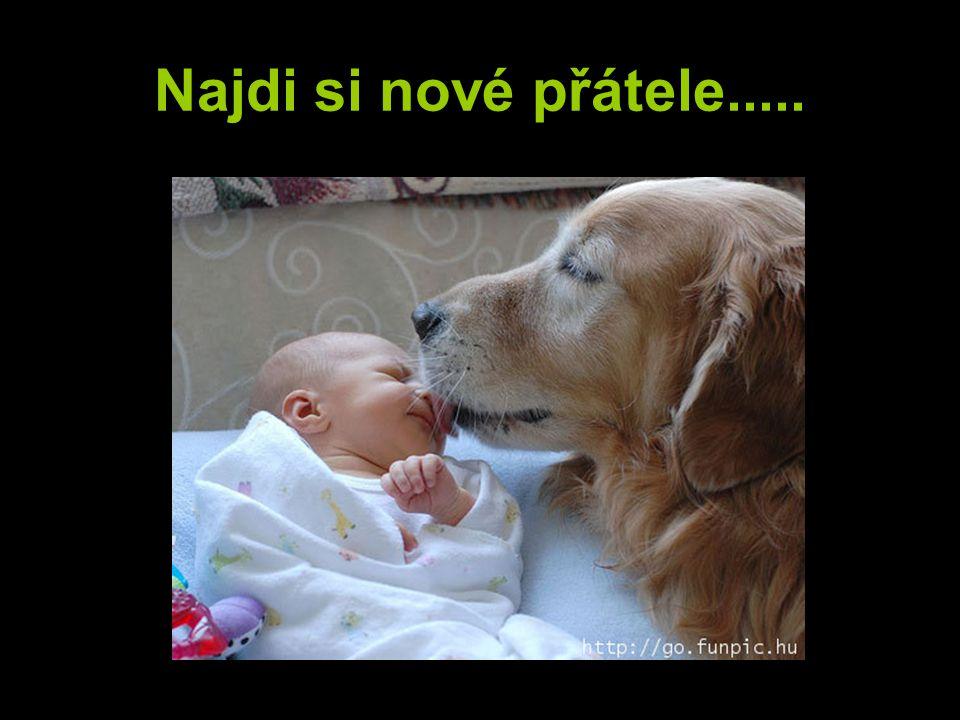 Najdi si nové přátele.....