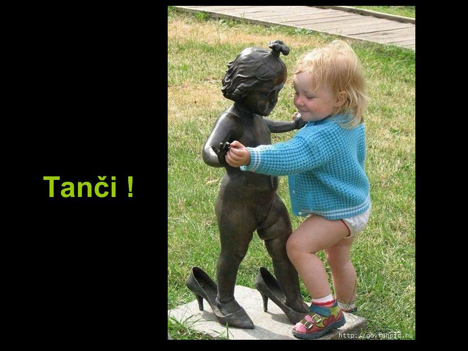 Tanči !