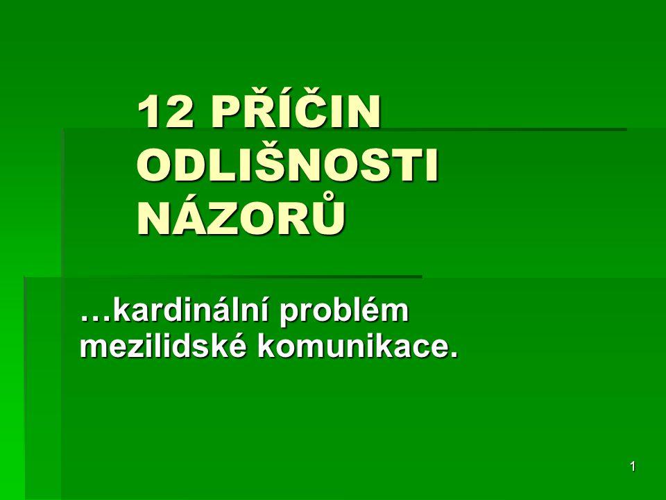 132 Běžné řešení