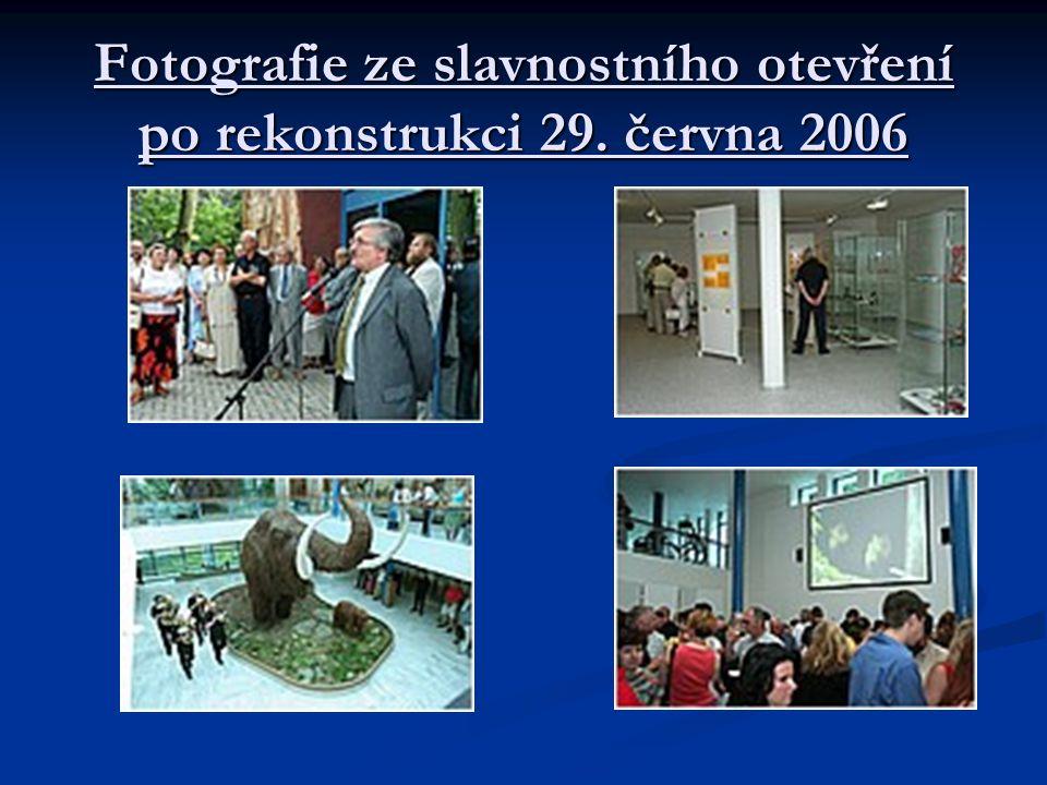 Stálé expozice Morava lovců a sběračů Morava lovců a sběračů Paleolitické technologie Paleolitické technologie Nejstarší umění Evropy Nejstarší umění