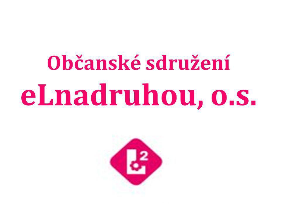 Občanské sdružení eLnadruhou, o.s.