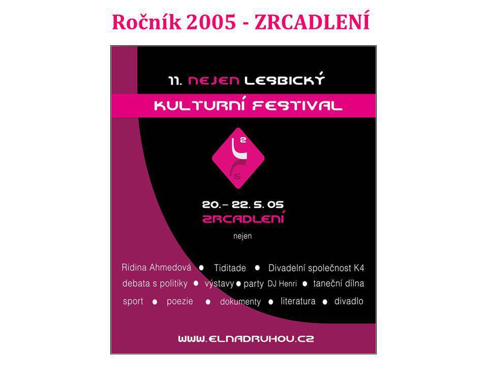 Ročník 2005 - ZRCADLENÍ