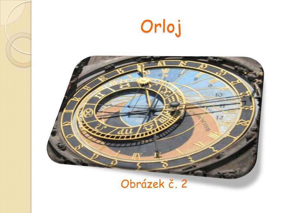 Orloj Obrázek č. 2