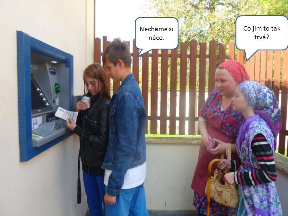 Chybí nám peníze !