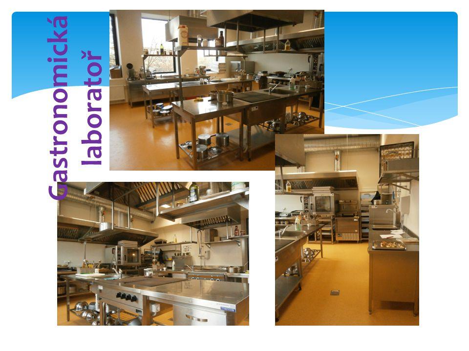 Gastronomická laboratoř