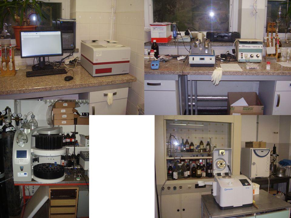 Výzkum Laboratoř