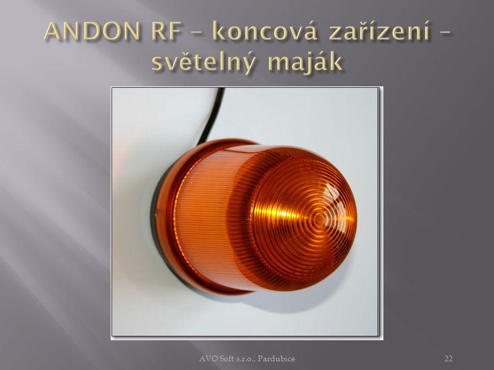 AVO Soft s.r.o., Pardubice21