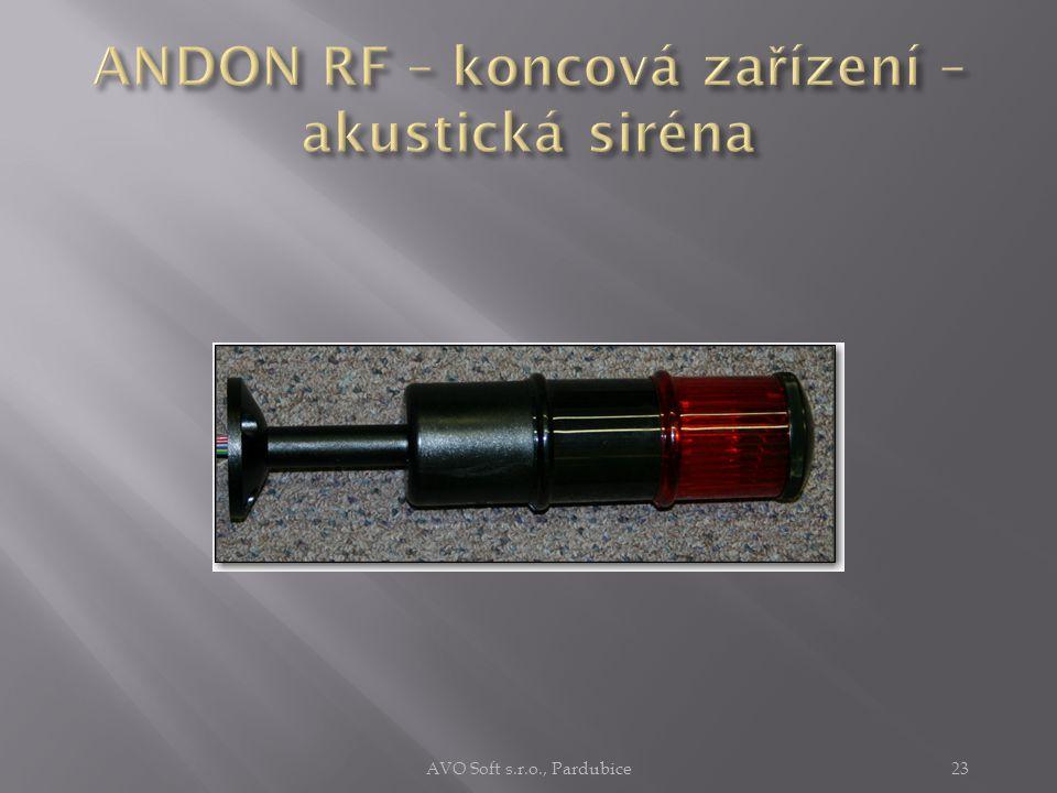 AVO Soft s.r.o., Pardubice22
