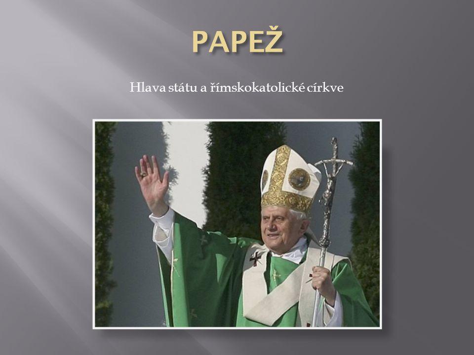 Hlava státu a římskokatolické církve
