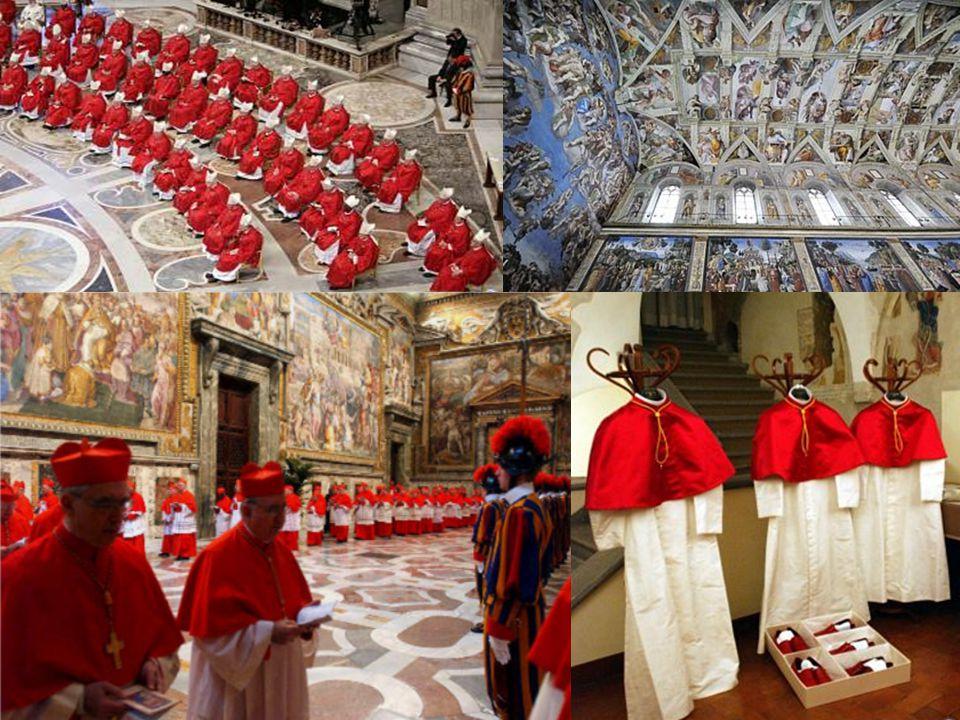 Nejvyšší hodnostář katolické církve