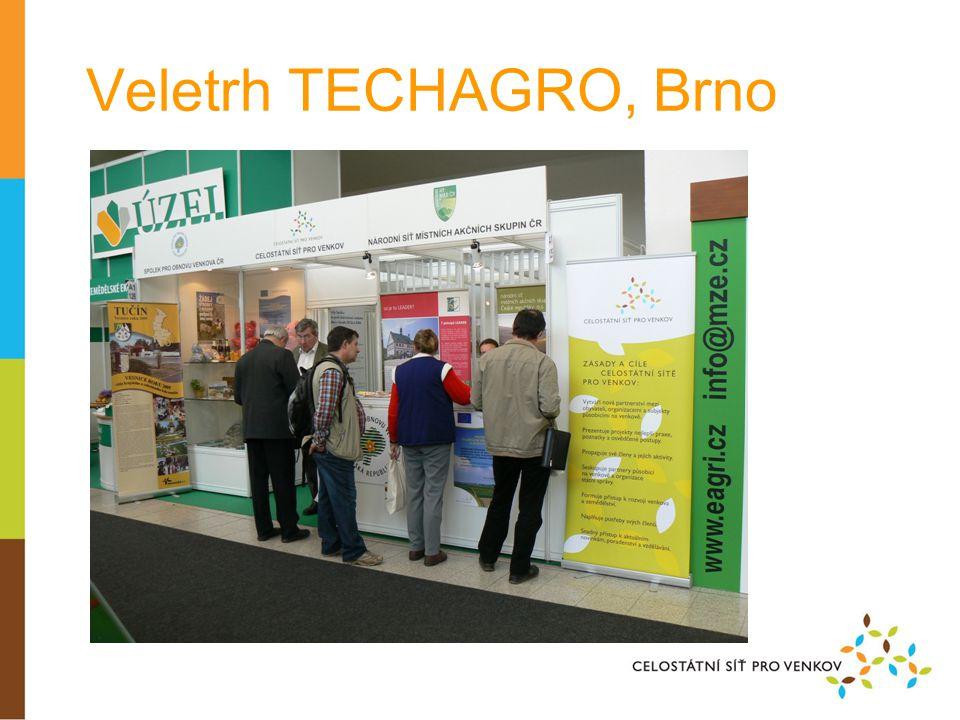 Veletrh TECHAGRO, Brno