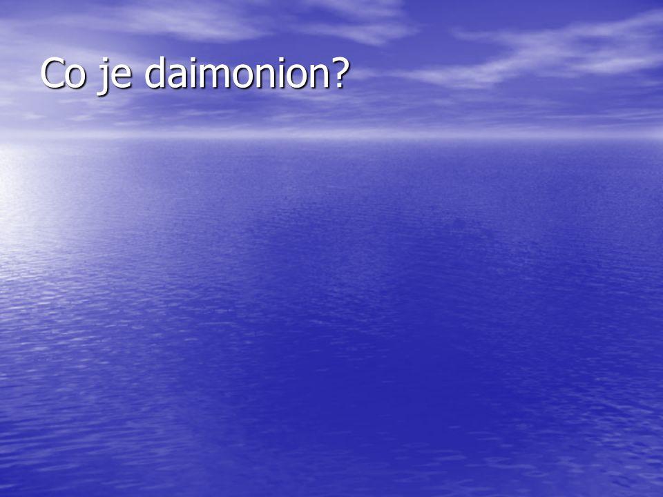 Co je daimonion