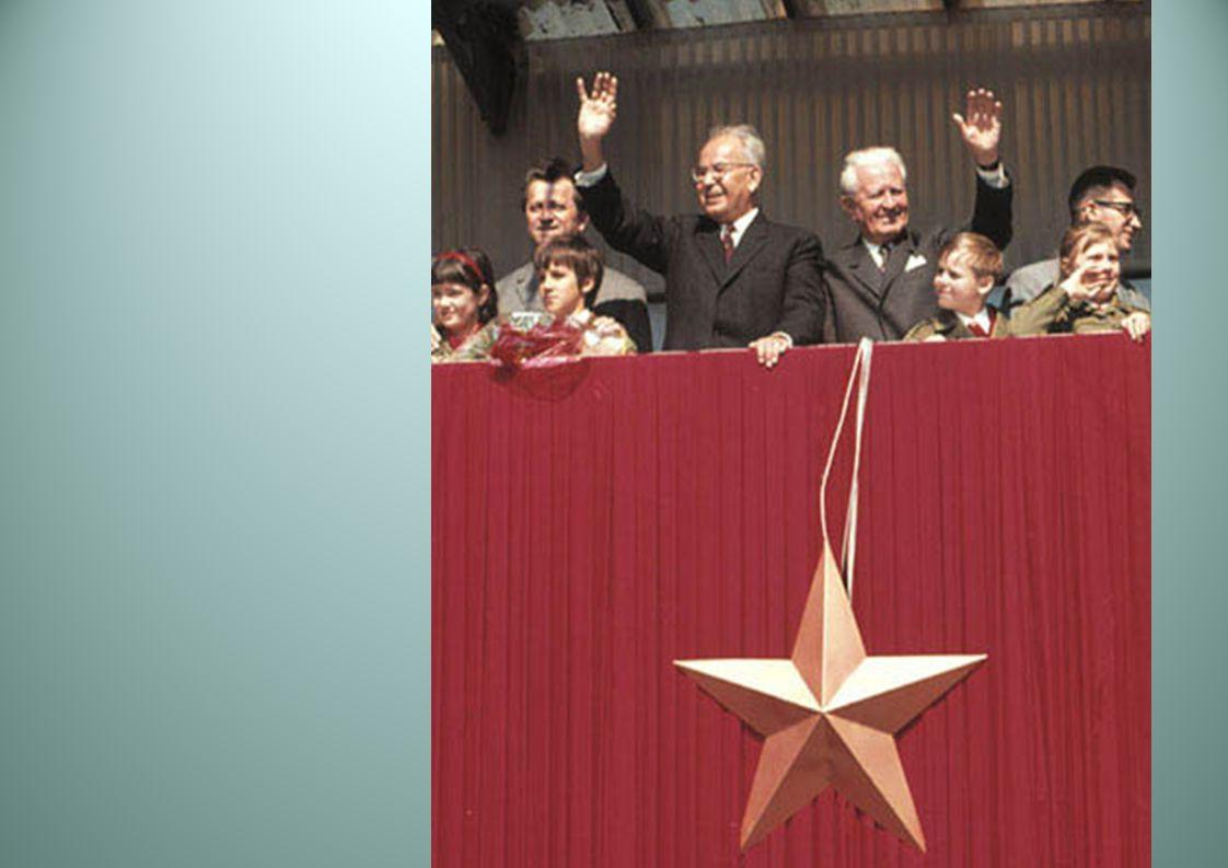 Po roce 1968 Češi stále milují SSSR a komunistickou stranu.
