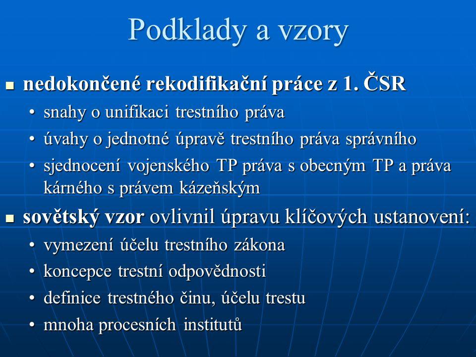 3.Trestní právo správní a přestupkové právo trestní zákon správní č.