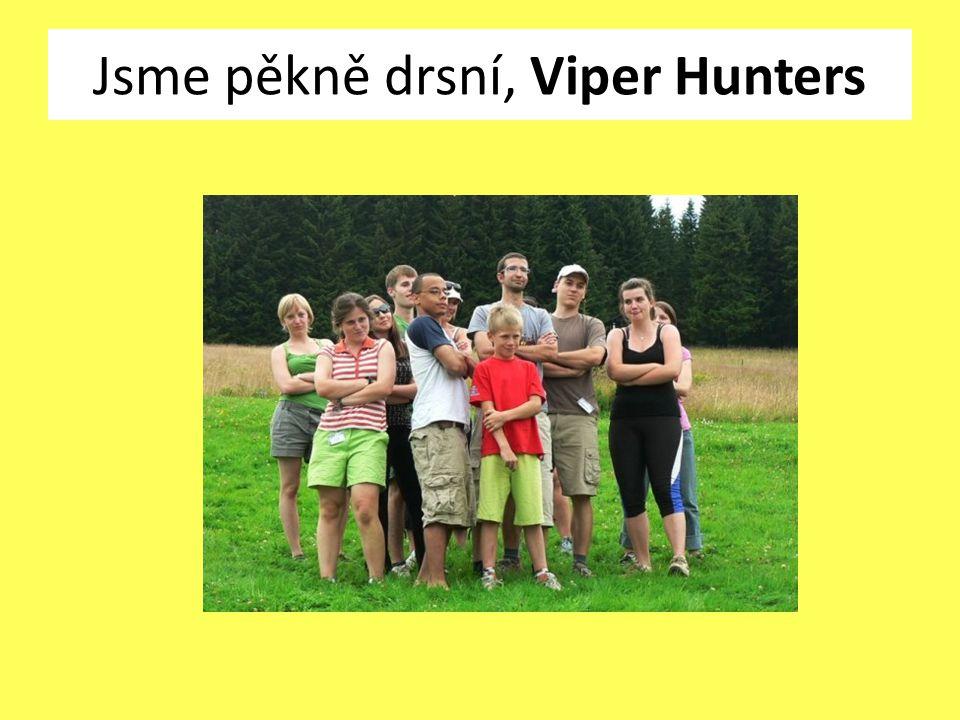 Jsme pěkně drsní, Viper Hunters