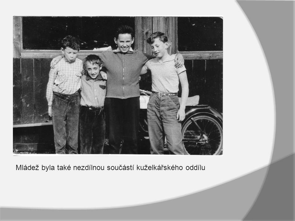 Dorostenecký tým: Anderko, Špelda, Vlček, Kejzlar Z.