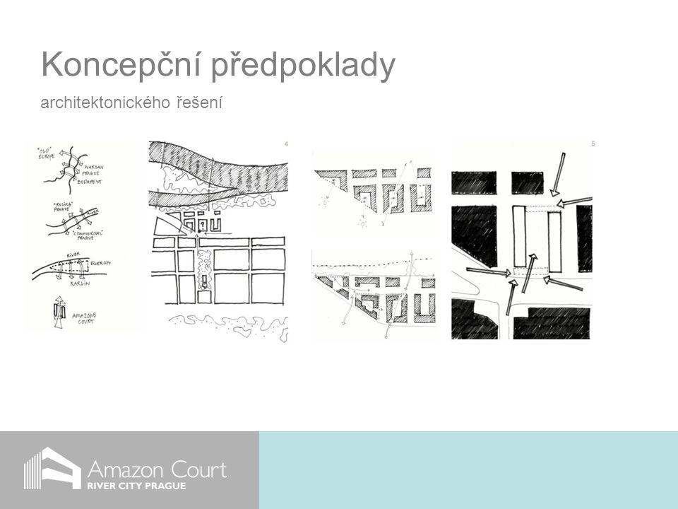 Koncepční předpoklady architektonického řešení