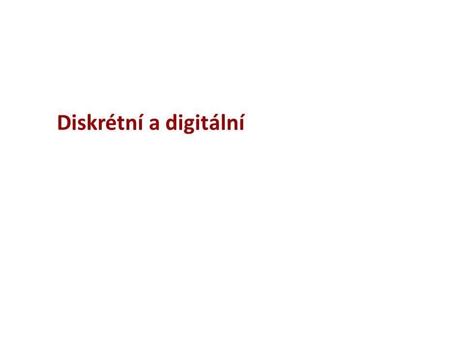 Diskrétní a digitální