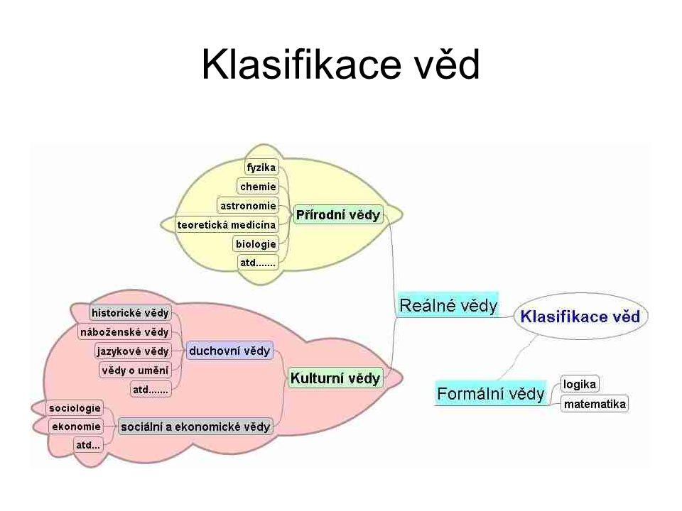 Klasifikace věd