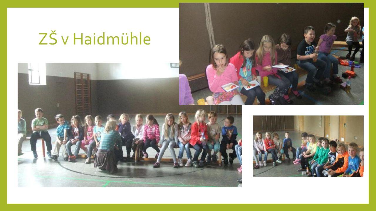 ZŠ v Haidmühle
