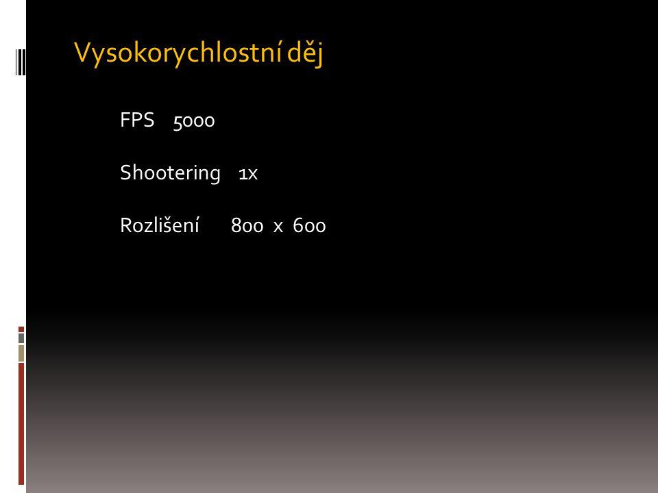 FPS 5000 Shootering 1x Rozlišení 800 x 600