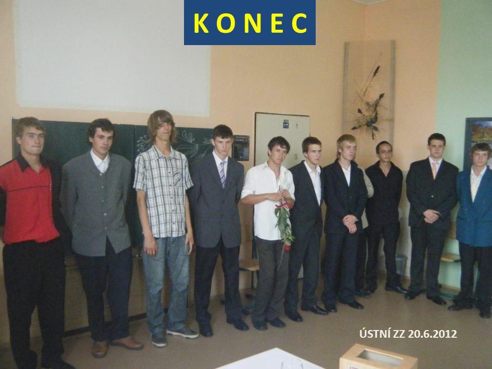 K O N E C ÚSTNÍ ZZ 20.6.2012