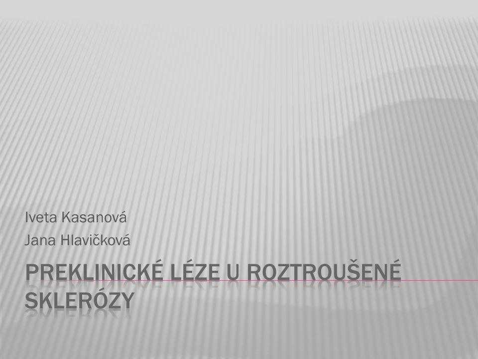 Iveta Kasanová Jana Hlavičková