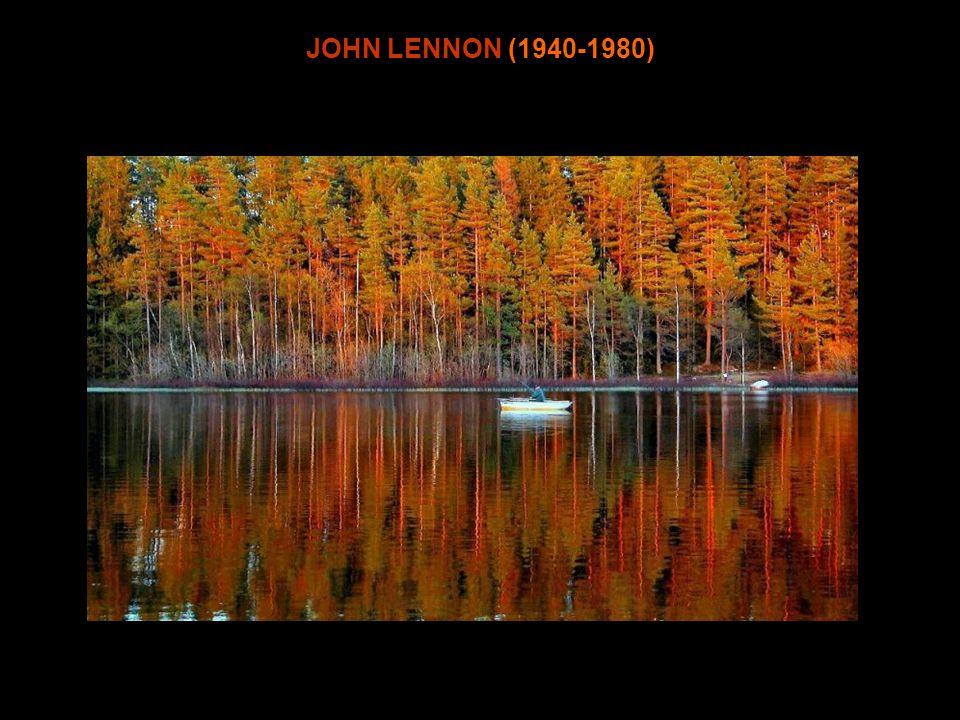 Imagine wave JOHN LENNON (1940-1980)