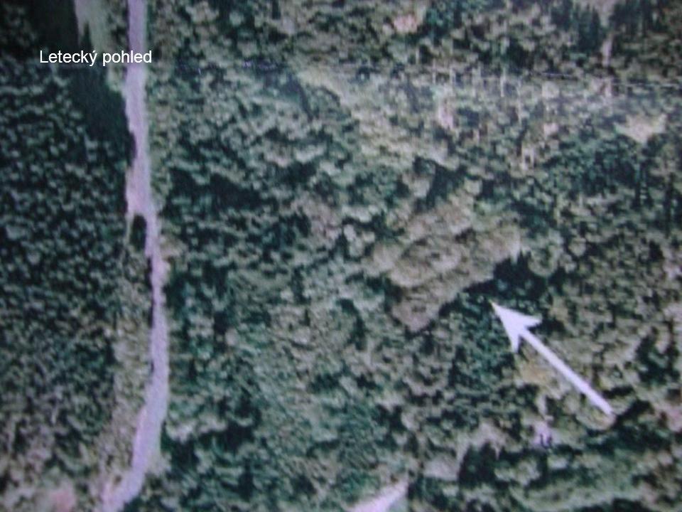 Letecký pohled
