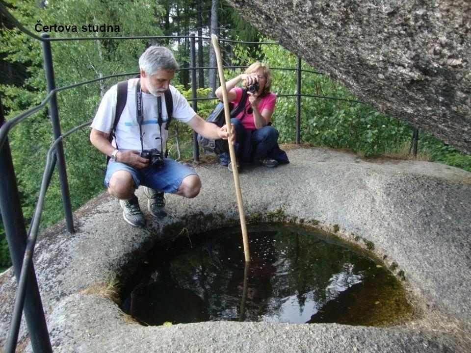 Čertova studna