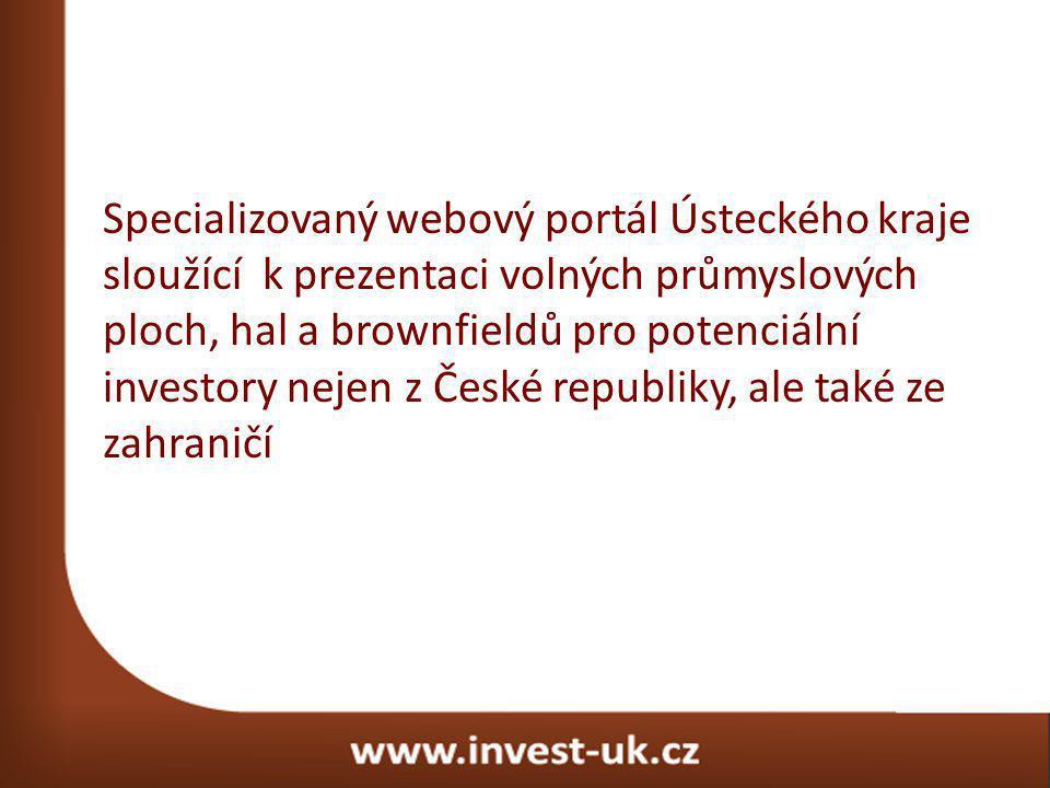 Webový portál v češtině a angličtině Leták v jazykových mutacích Prezentace v jazykových mutacích