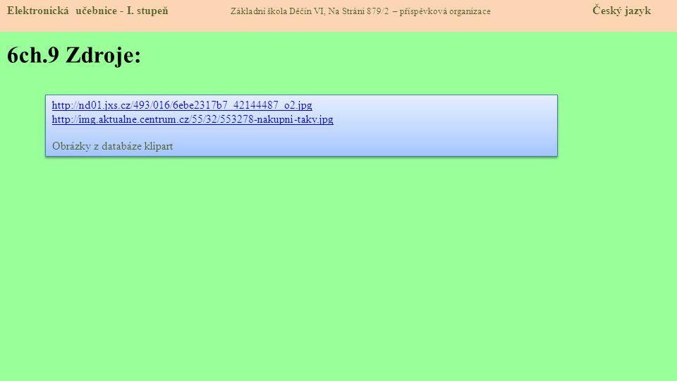6ch.10 Anotace: Elektronická učebnice - I.