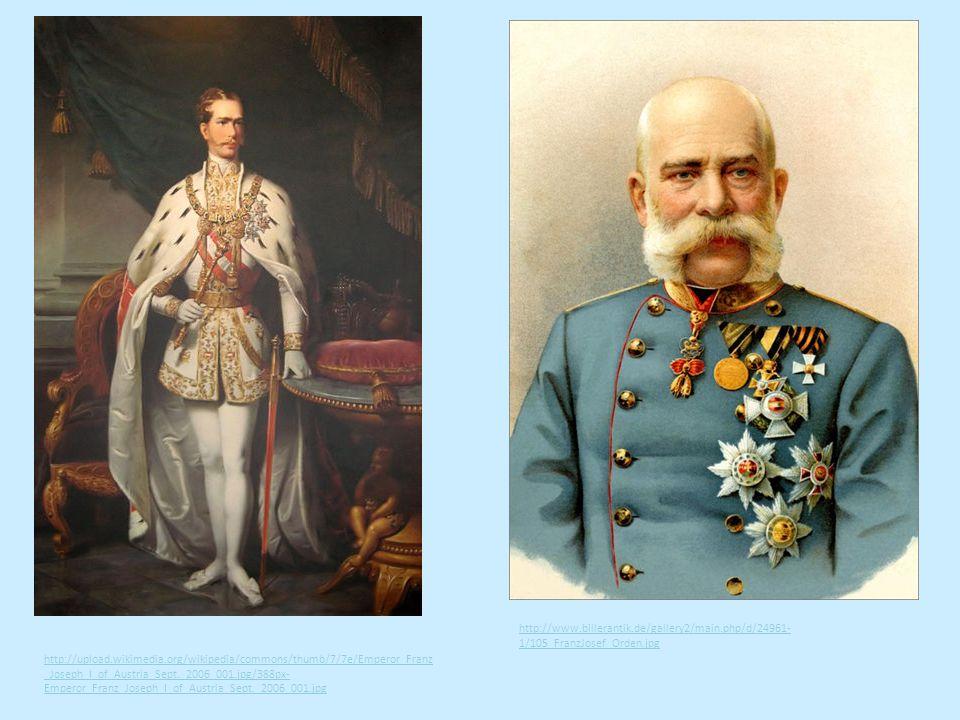 http://upload.wikimedia.org/wikipedia/commons/thumb/7/7e/Emperor_Franz _Joseph_I_of_Austria_Sept._2006_001.jpg/388px- Emperor_Franz_Joseph_I_of_Austri