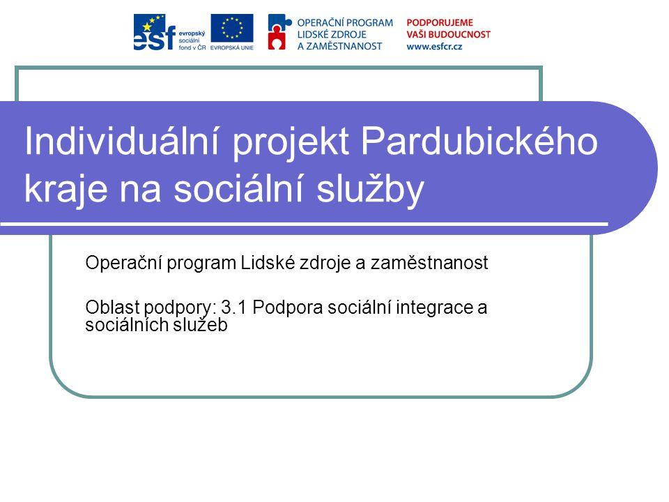 Druhy zadávacích řízení u Individuálního projektu Pro Individuální projekt Pk budou vyhlašovány zadávací řízení: - otevřená řízení pro nadlimitní i podlimitní veřejné zakázky - přepokládáme i vyhlášení jednacích řízení s uveřejněním (neúplné nabídky) a bez uveřejnění (žádné nabídky) - veřejné zakázky malého rozsahu