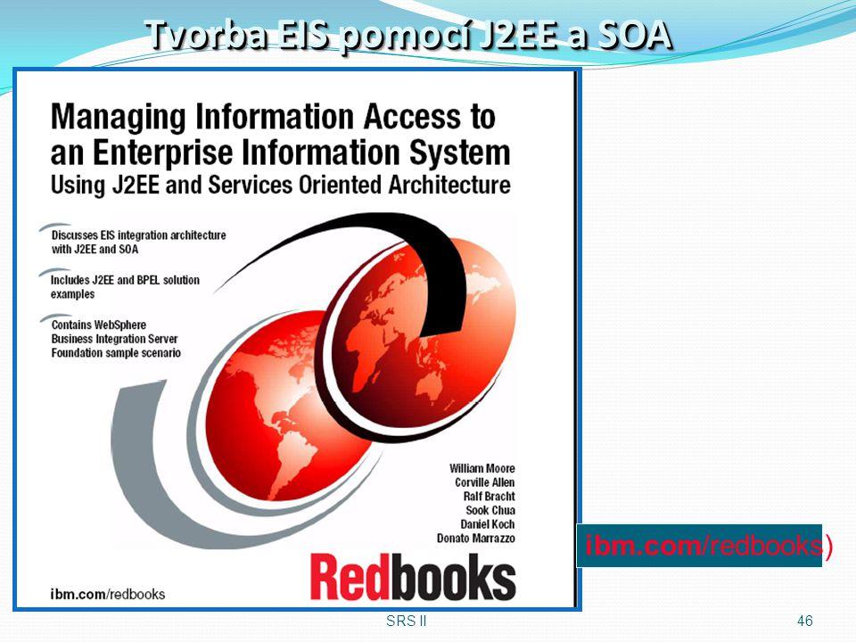Tvorba EIS pomocí J2EE a SOA ibm.com/redbooks) SRS II46