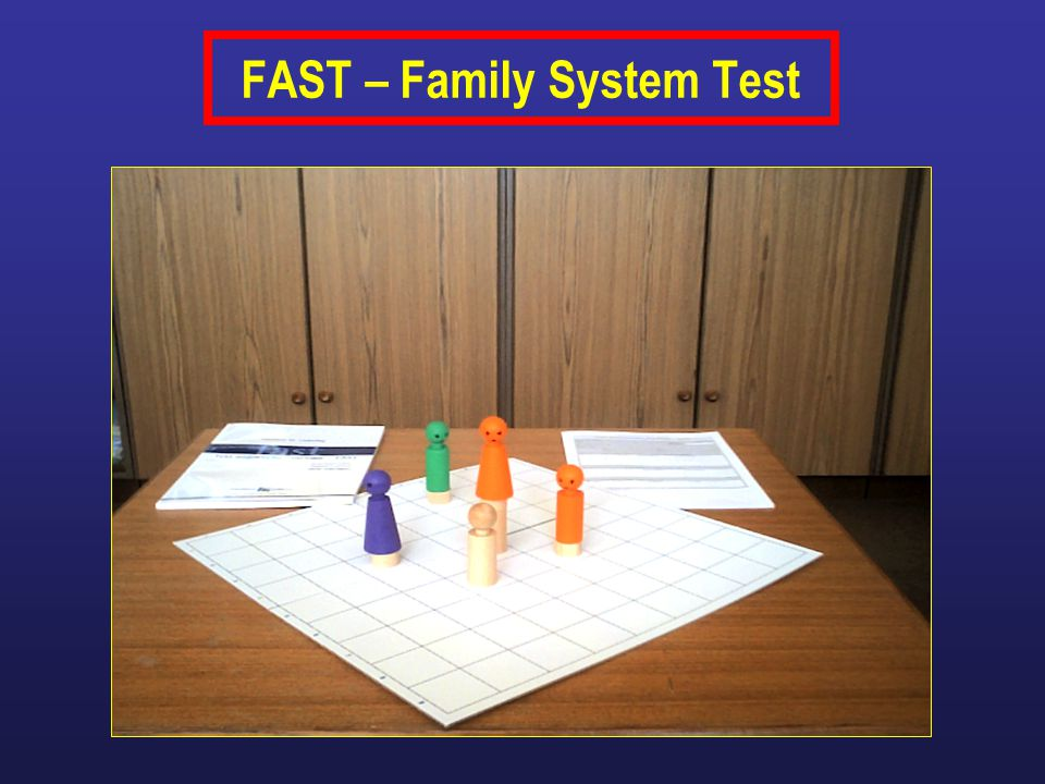 FAST – Family System Test