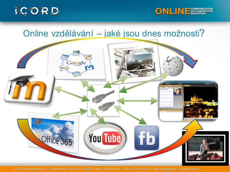 Online vzdělávání – jaké jsou dnes možnosti