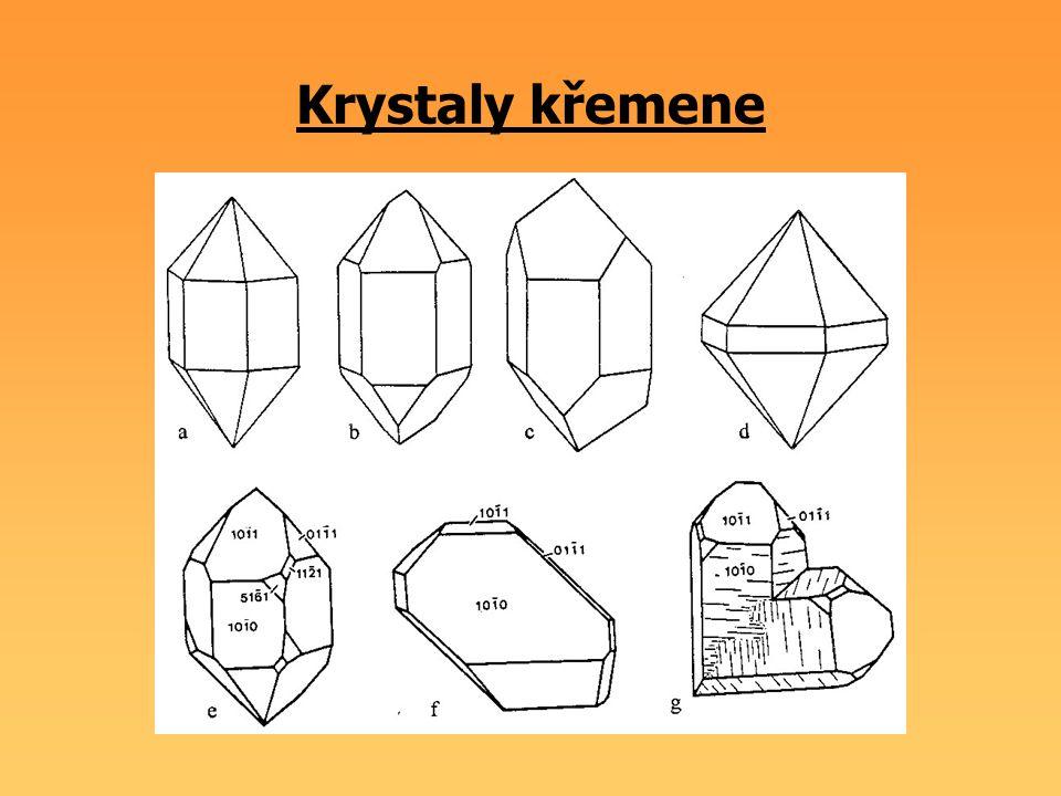 Krystaly křemene
