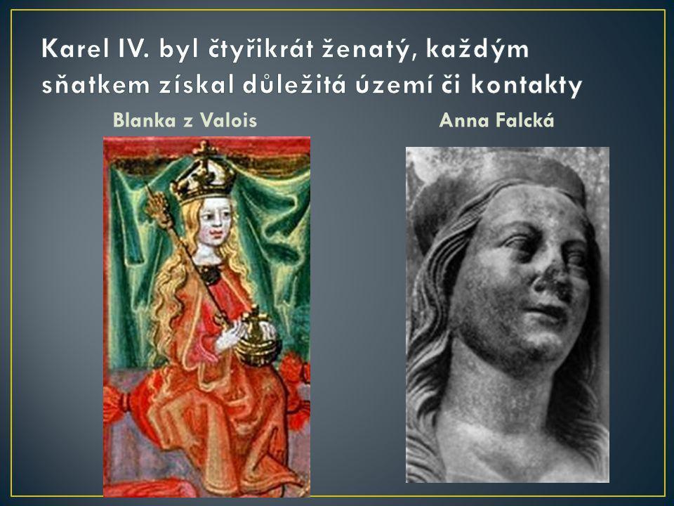 Blanka z ValoisAnna Falcká
