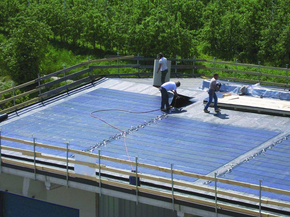 Proč poskytnout střechu pro zřízení solární elektrárny.