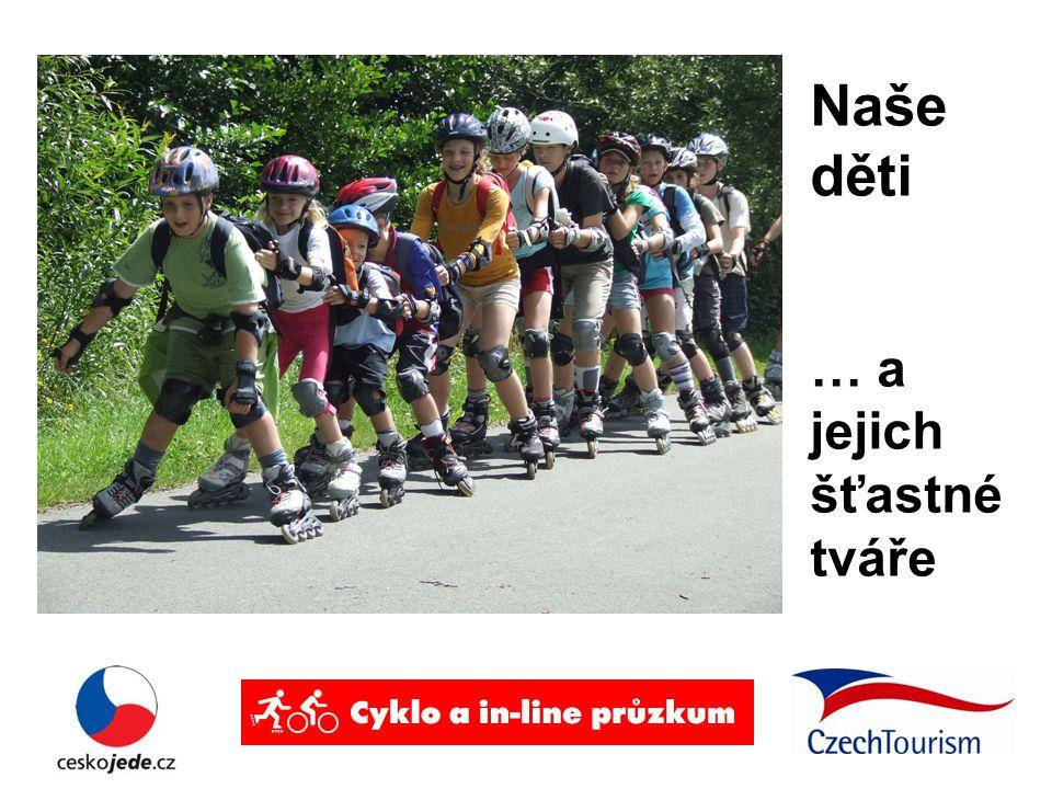 Hlavní závěry a výzvy ČR má velký a nevyužitý potenciál pro rozvoj cykloturistiky : početná skupina (4,75 mil.
