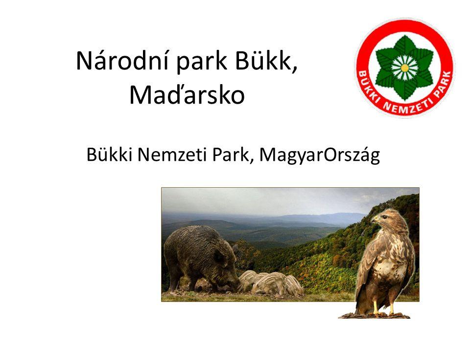 Národní park Bükk, Maďarsko Bükki Nemzeti Park, MagyarOrszág
